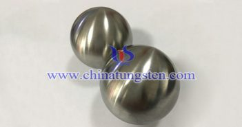 tungsten alloy military sphere picture