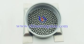 tungsten alloy shot applied for military defense picture