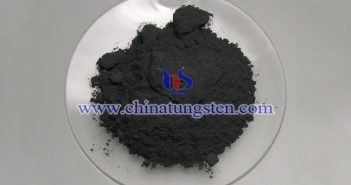 hydrogen reduction of tungsten hexachloride to prepare ultrafine tungsten powder image