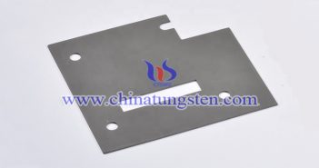 polymer tungsten sheet applied for radiation shielding image