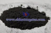 chlorination process to prepare ultrafine tungsten powder image