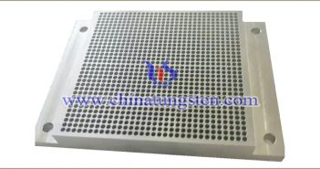 tungsten anti-scatter grid picture