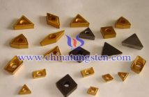 tungsten carbide CNC cutter picture