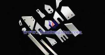 tungsten carbide non-standard blade picture