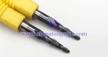 tungsten carbide taper thread milling cutter picture