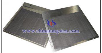 tungsten heavy alloy shield image