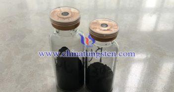 how to prepare tungsten disulfide electrocatalytic hydrogen evolution catalyst? Image