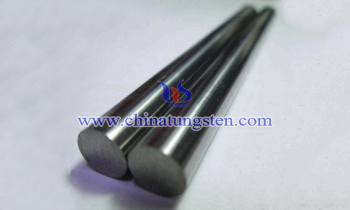 military tungsten alloy swaging rod image
