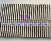 Military Tungsten Alloy Swaging Rod