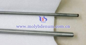 molybdenum bolt picture