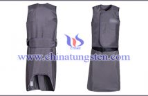 polymer tungsten CT protective clothing image