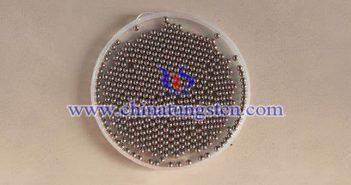 tungsten alloy bead fragment image