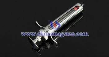 tungsten alloy injection syringe shield picture