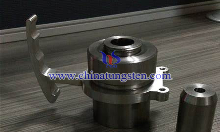 tungsten alloy medical ray protective material picture