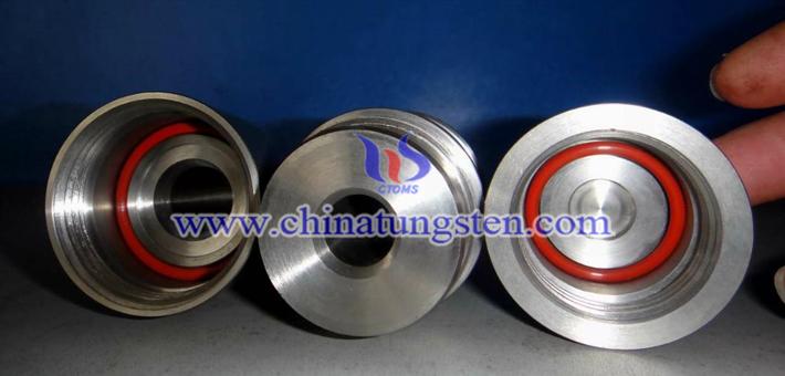 tungsten alloy radiation shielding pot image