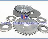 Tungsten Carbide Circular Blade