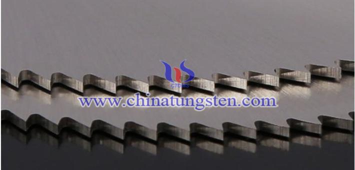 tungsten carbide circular saw image