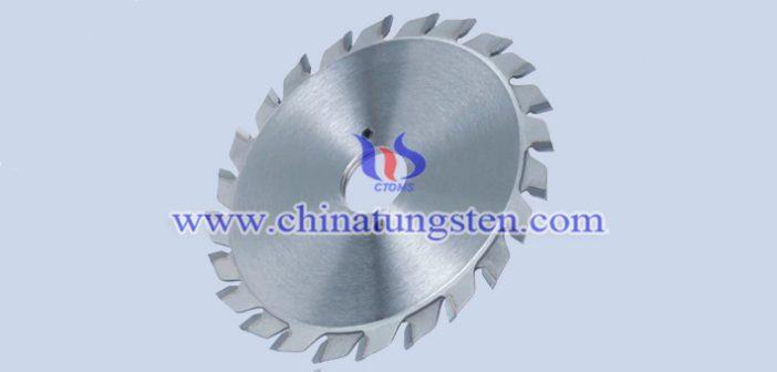 tungsten carbide circular saw picture