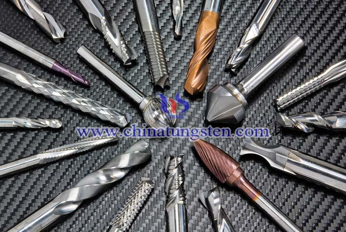 tungsten carbide cutting tool image