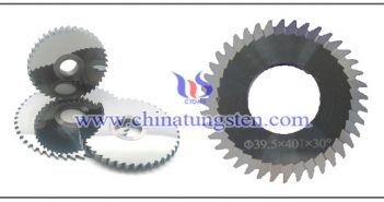 tungsten carbide saw web image