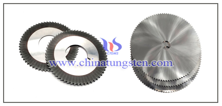 tungsten carbide saw web picture