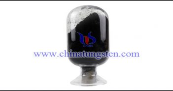tungsten disulfide applied for lubricating aviation equipment image