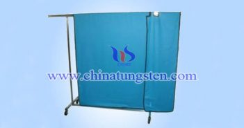 tungsten resin X-ray protective screen picture
