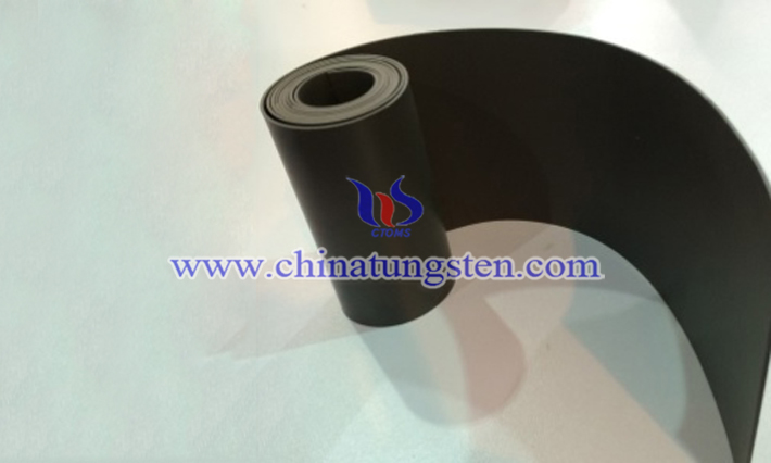 tungsten rubber medical ray protective material image