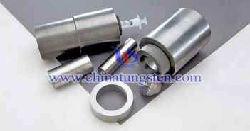 what are properties of tungsten alloy gamma ray shielding material? picture