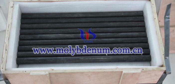 TZM alloy rod picture