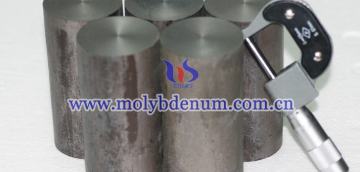 molybdenum bar for steel industry picture
