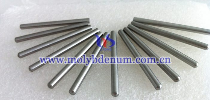 molybdenum glass melting electrode picture