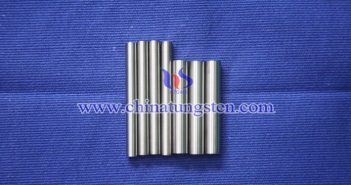 tungsten alloy bar for dart barrel picture
