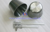 molybdenum crucible picture