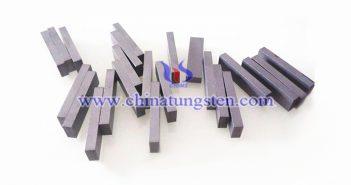 tungsten alloy cube image