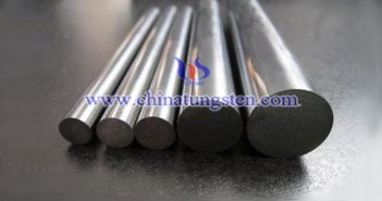 tungsten alloy rod image
