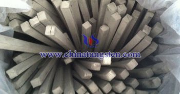 tungsten bar for special steel making picture