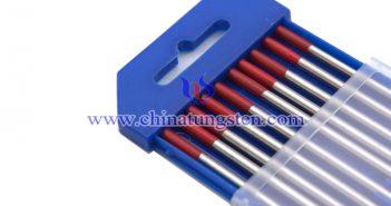 thorium tungsten electrode picture