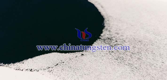 열 절연 창 필름 사진에 적용되는 세슘 텅스텐 산화물