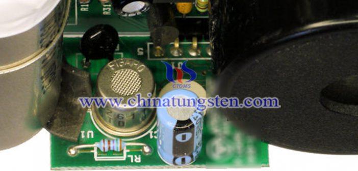 高感度、低消費電力の新しいガスセンサーに適用される黄色の酸化タングステン