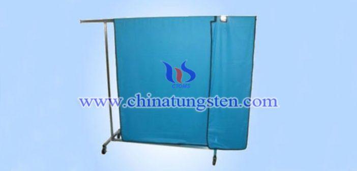 タングステン樹脂X線防護スクリーン