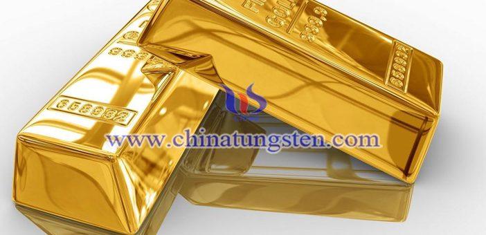 """黄金表现突出,与钨镀金产品""""一荣俱荣"""""""