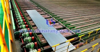 钢板生产图片