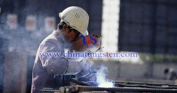螺纹钢生产图片
