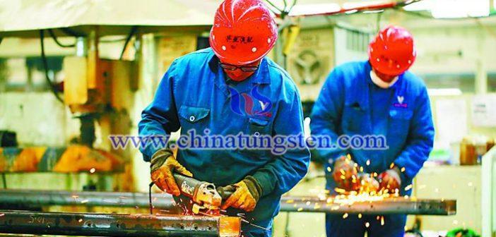 钢厂生产图片