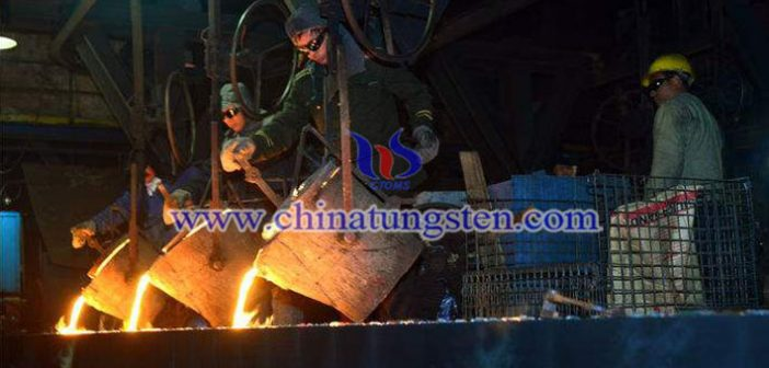 钢铁产能图片