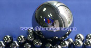 硬质合金G25精磨球图片