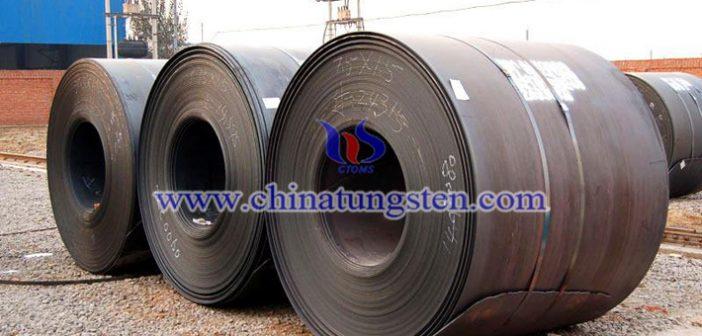 8月中国粗钢产量图片