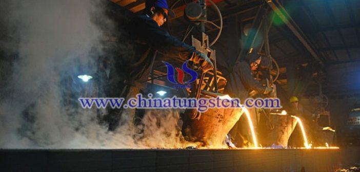 钢铁冶炼图片