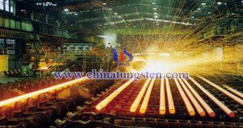 钢铁生产图片